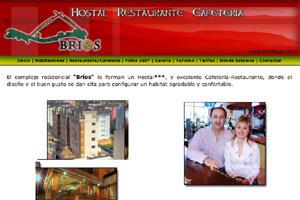 Hostal Restaurante Cervecería Bríos