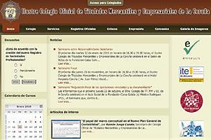 Colexio Oficial de Titulados Mercantiles e Empresariais da Coruña